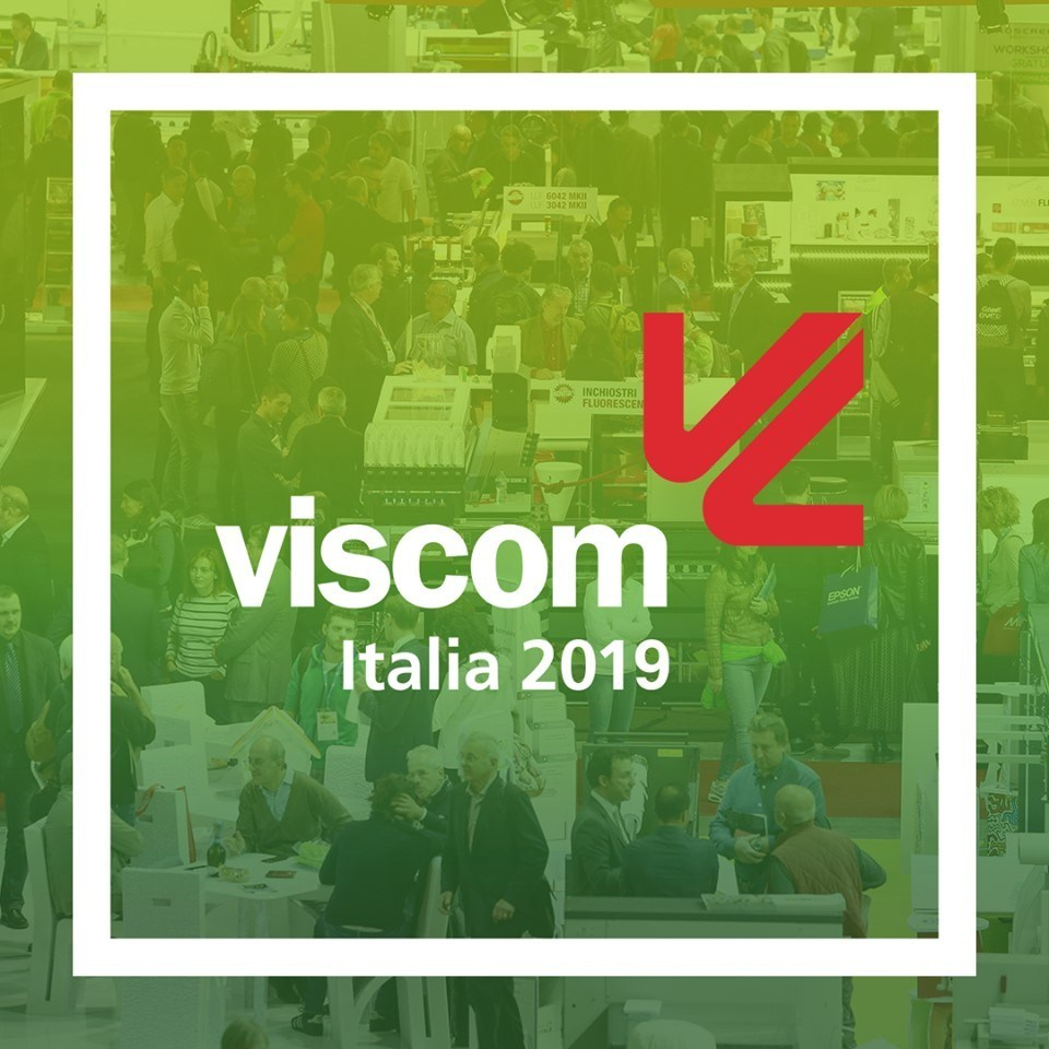 Grafco e GrafcoAST al Viscom 2019